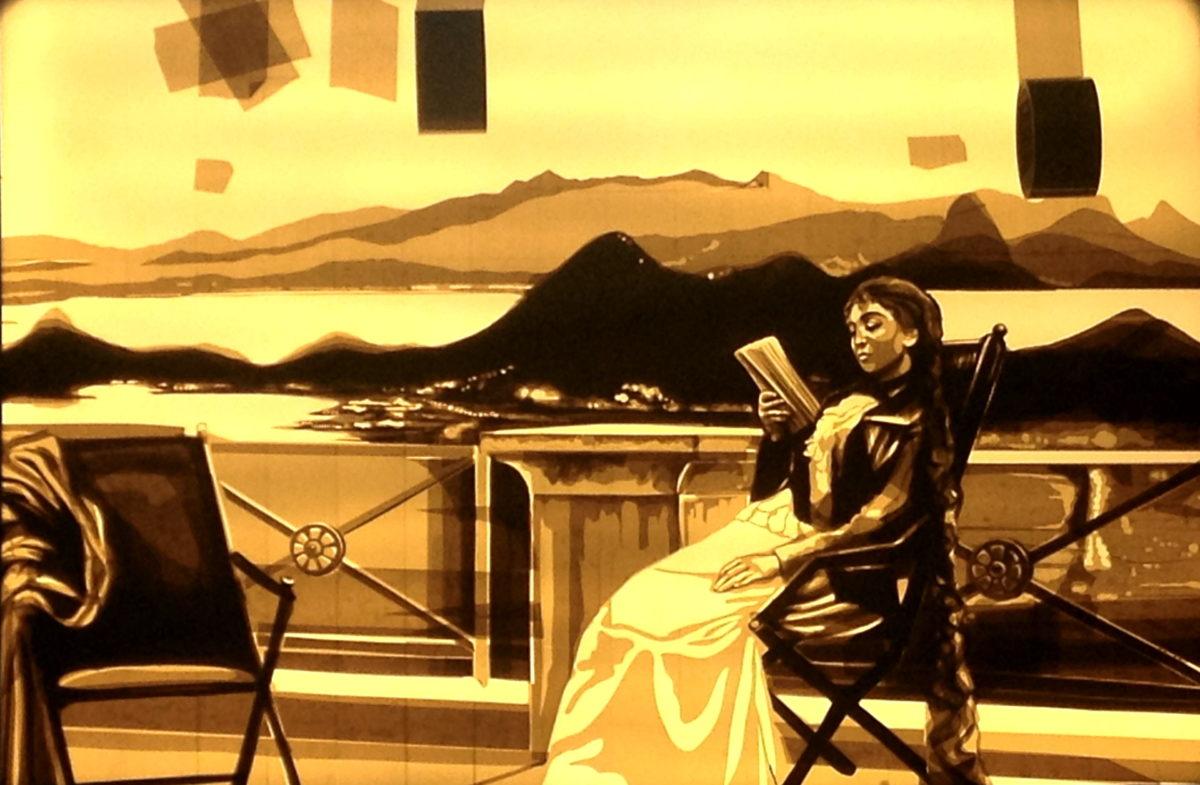 max zorn tape art brasil brazil