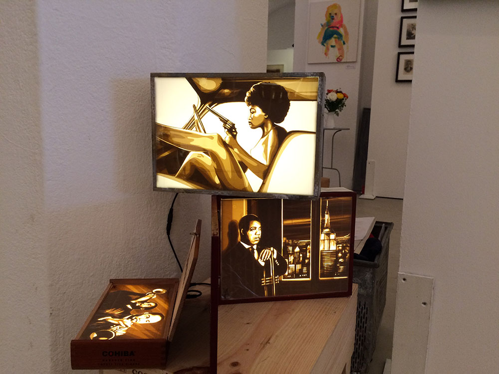 Max Zorn, Stroke art fair, Munich